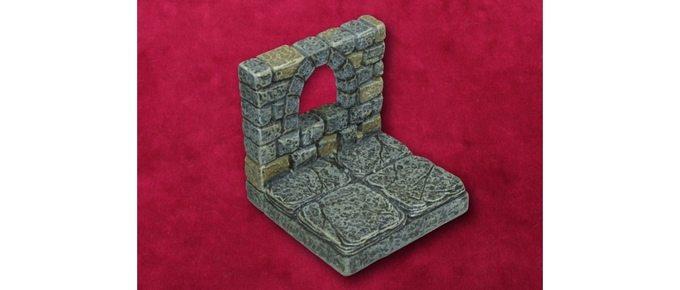 Sample Dwarven Forge Piece.