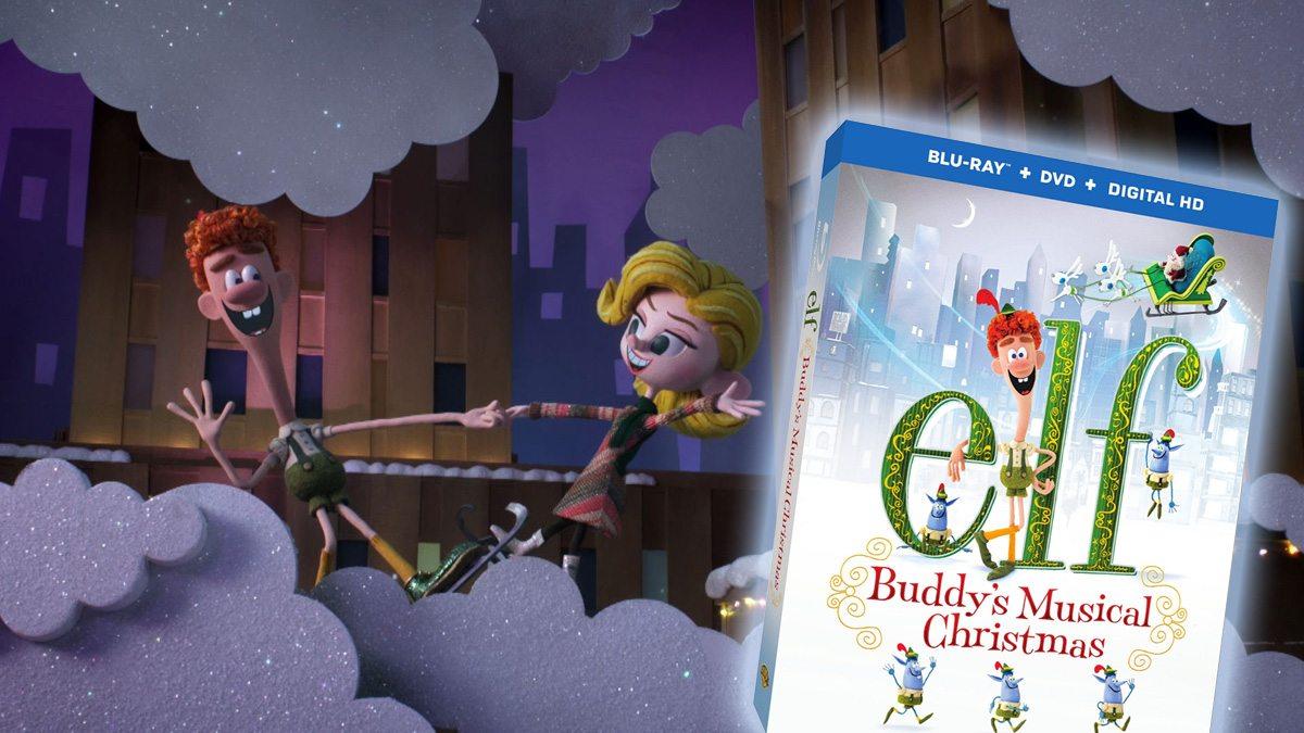 Elf Buddys Musical Christmas.Christmas Comes Early With Elf Buddy S Musical Christmas