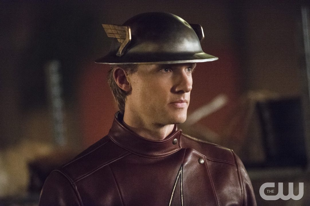 "The Flash -- ""Flash of Two Worlds"" -- Image FLA202A_0323b -- Pictured: Teddy Sears as Jay Garrick -- Photo: Cate Cameron/The CW -- �© 2015 The CW Network, LLC. All rights reserved."