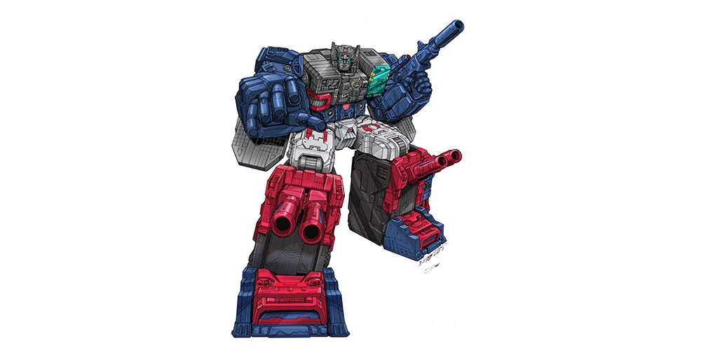 Meet Fortress Maximus (And Pick the Next 'Transformers' Titan)