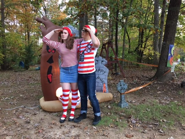 Waldo and Wenda (Bryant)