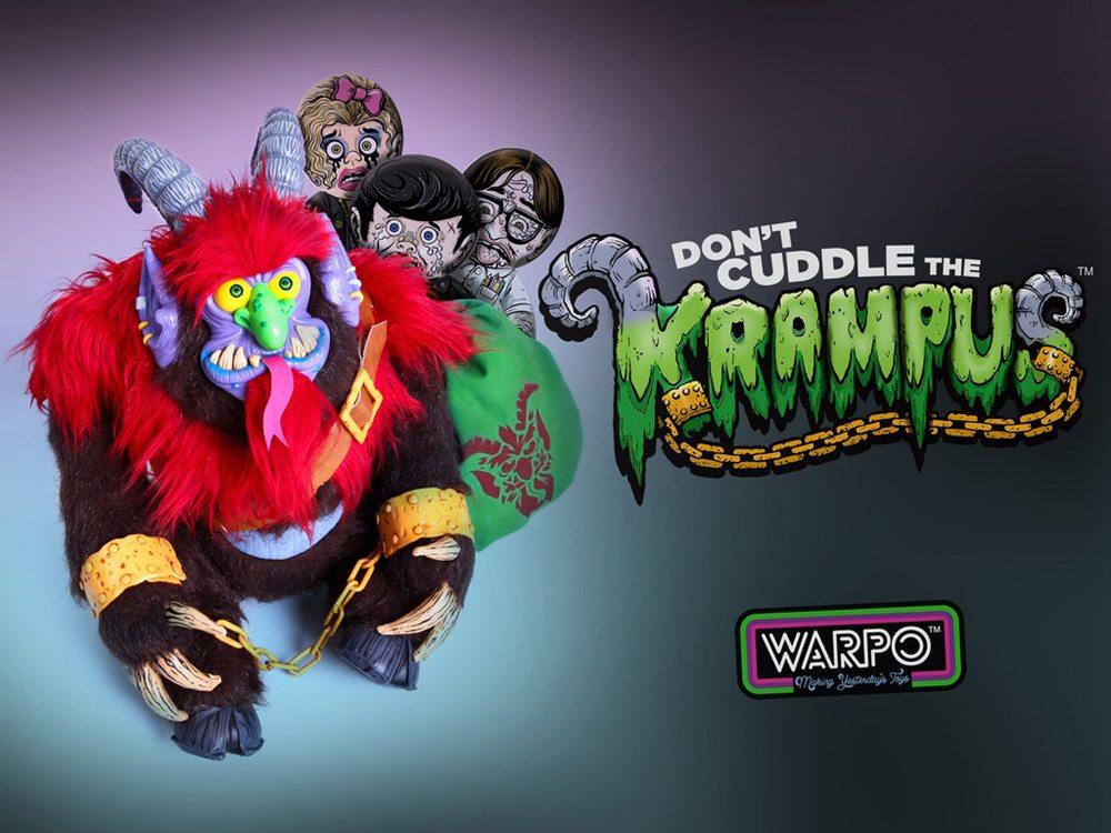 Don't Cuddle the Krampus!