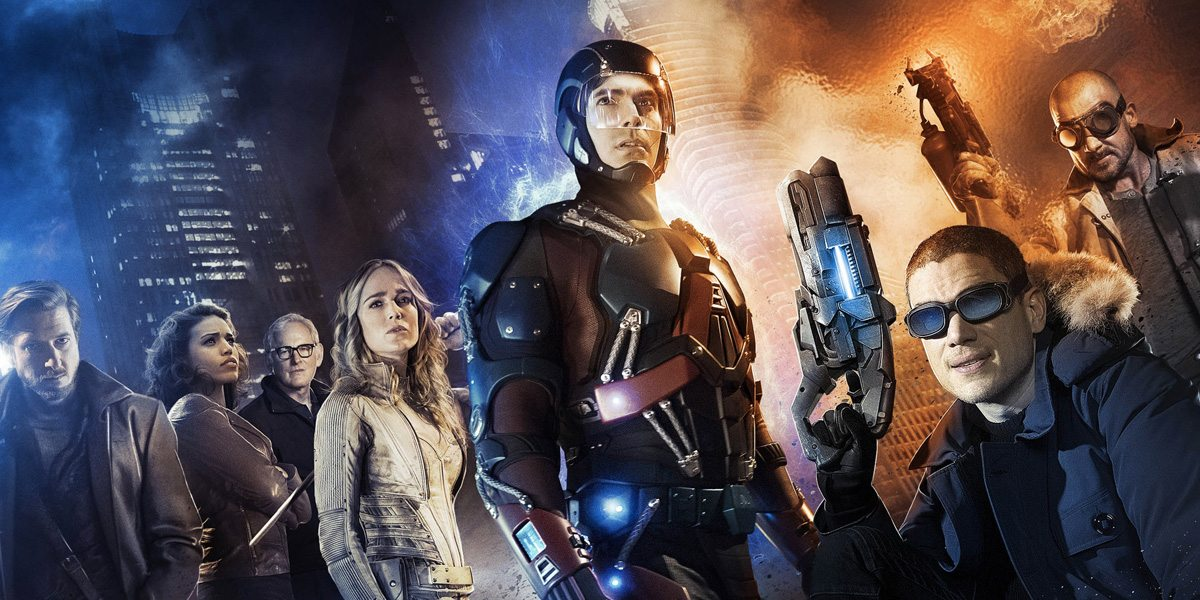 Don't Call It a Crossover: 'Legends of Tomorrow' Travels to Star City 2046