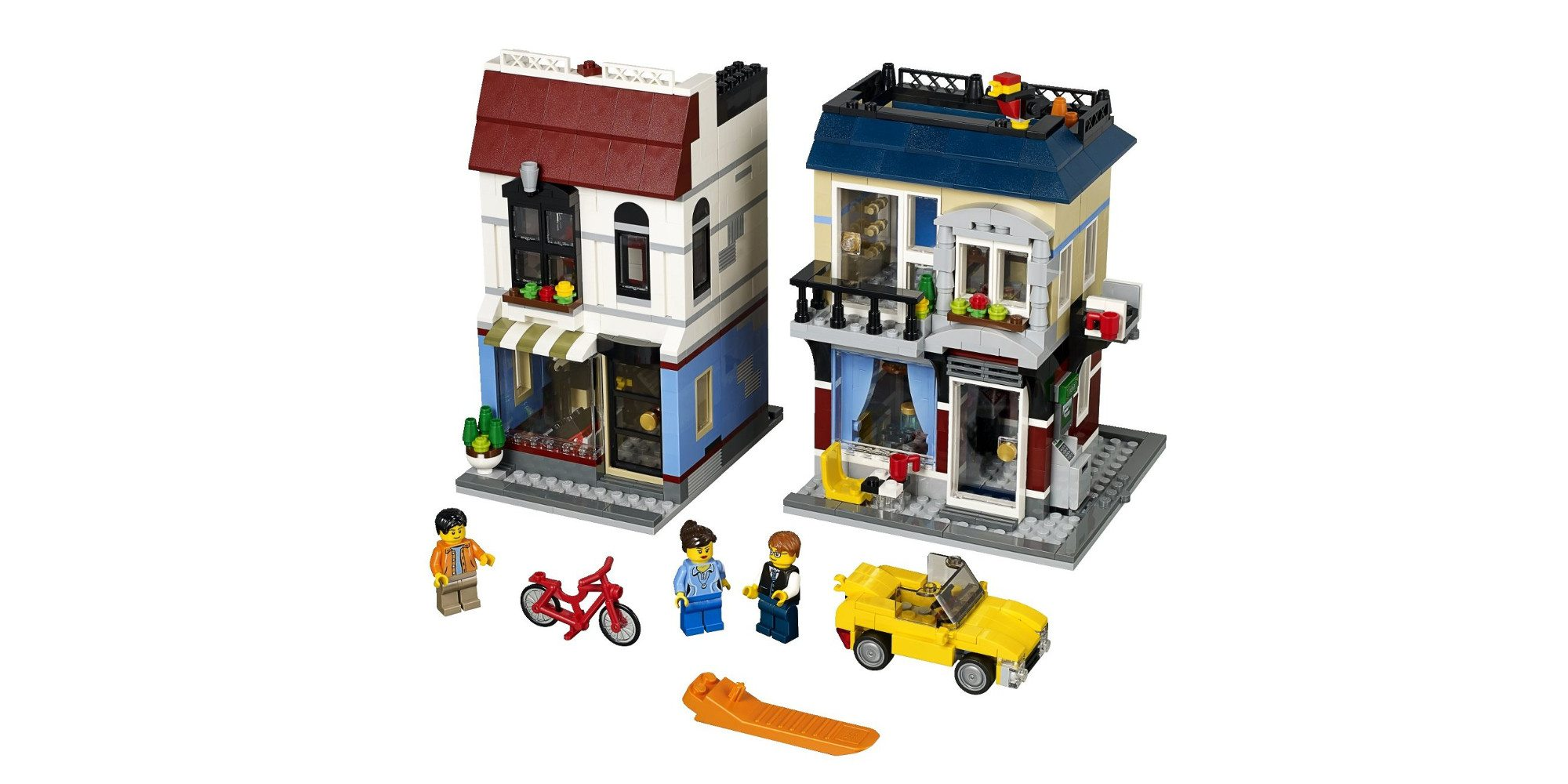 Lego Bike Shop And Cafe Price