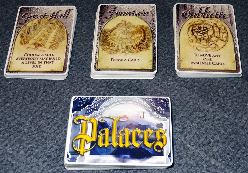 Palaces cards