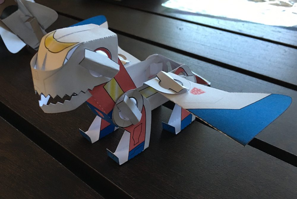 Fold Your Way to a Transforming Army With 'Phase Bots'