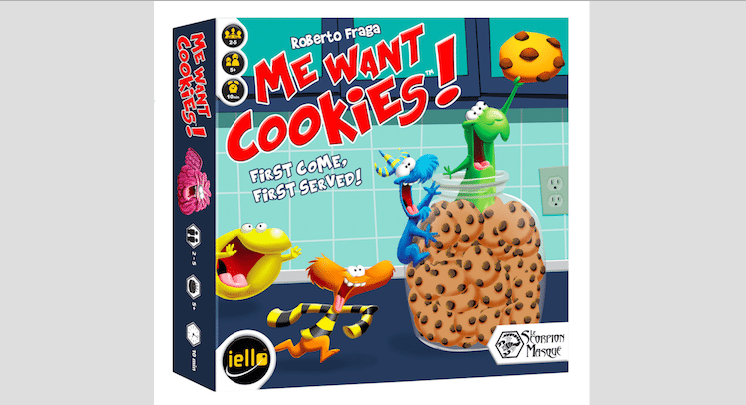 Young Kids Will Scream 'Me Want Cookies!'