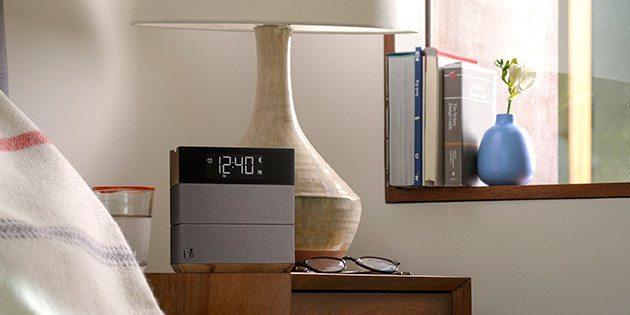 Soundfreaq 'Sound Rise' Bluetooth Speaker & Alarm Clock2