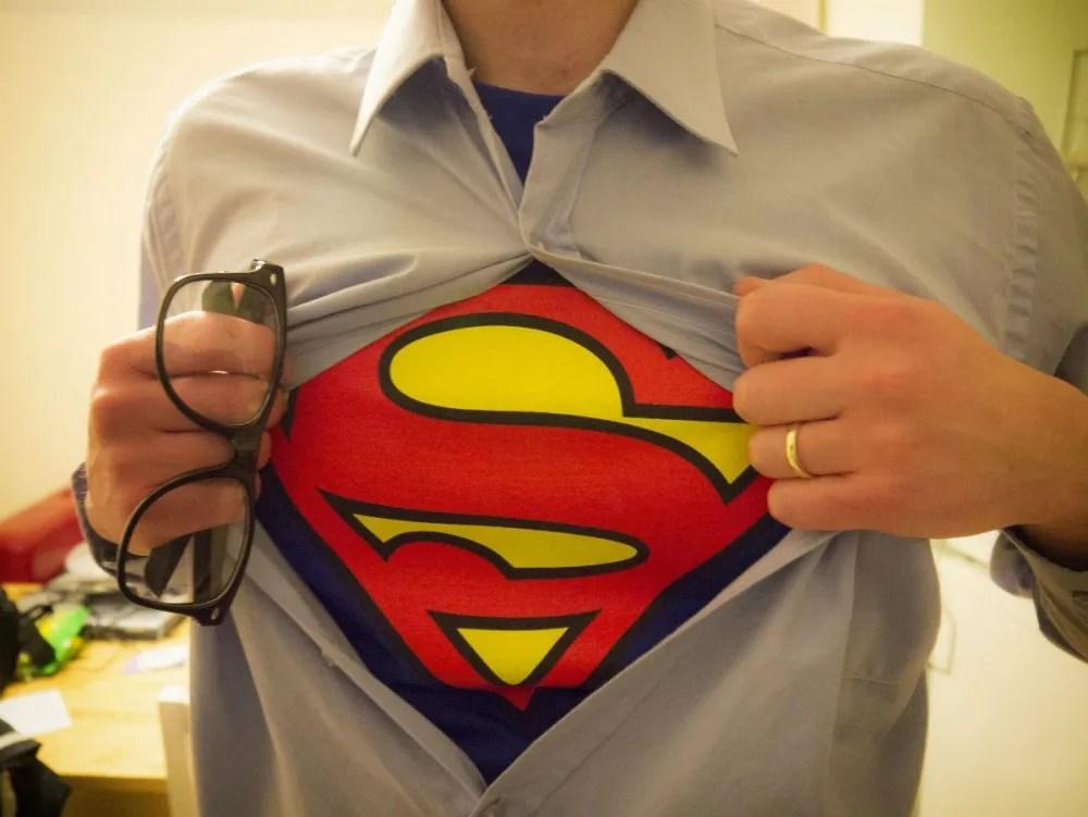 superhero leadership book review