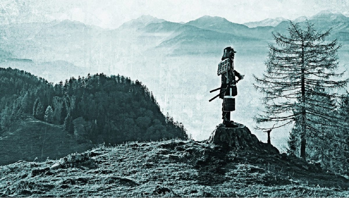 'Sword of Honor': A Book for All Things Samurai