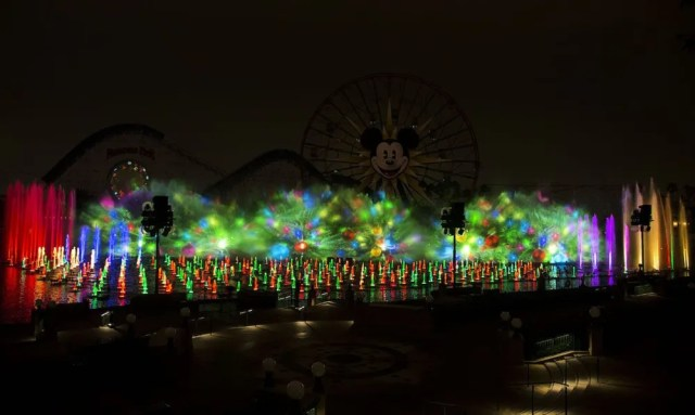 World of Color - Winter Dreams 10_13_DCA_01716
