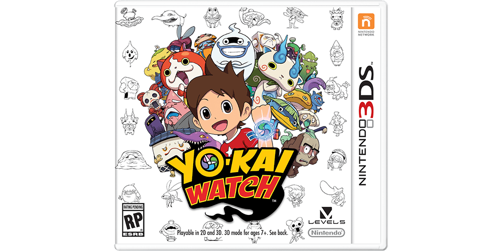 yokai watch boxart