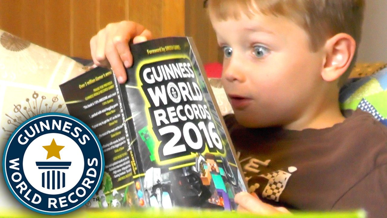 'Guinness World Records' Takes on Gaming