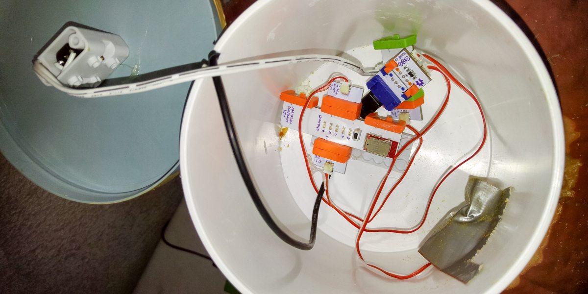 littleBits BB8 motor