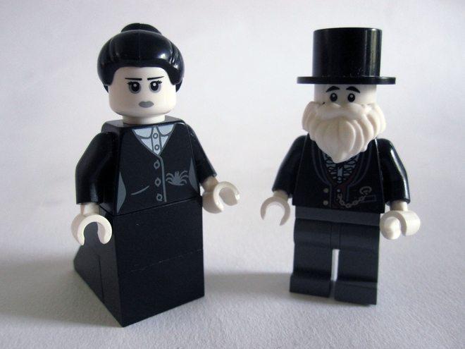 LEGO Lovelace & Babbage