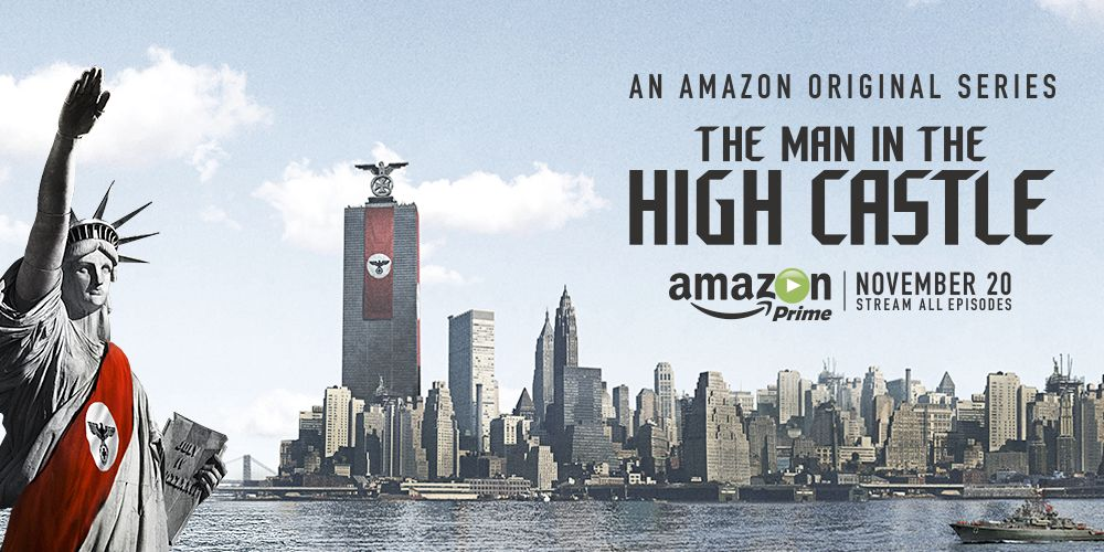 Reminder: 'The Man in the High Castle' Begins Today on Amazon Prime