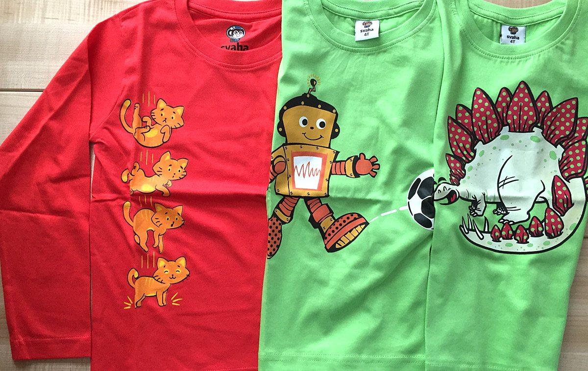 svahaRR-shirts