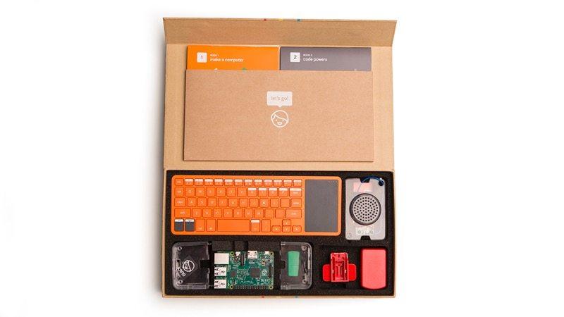Kano Computer Kit (Photo Courtesy of Kano Press Kit)