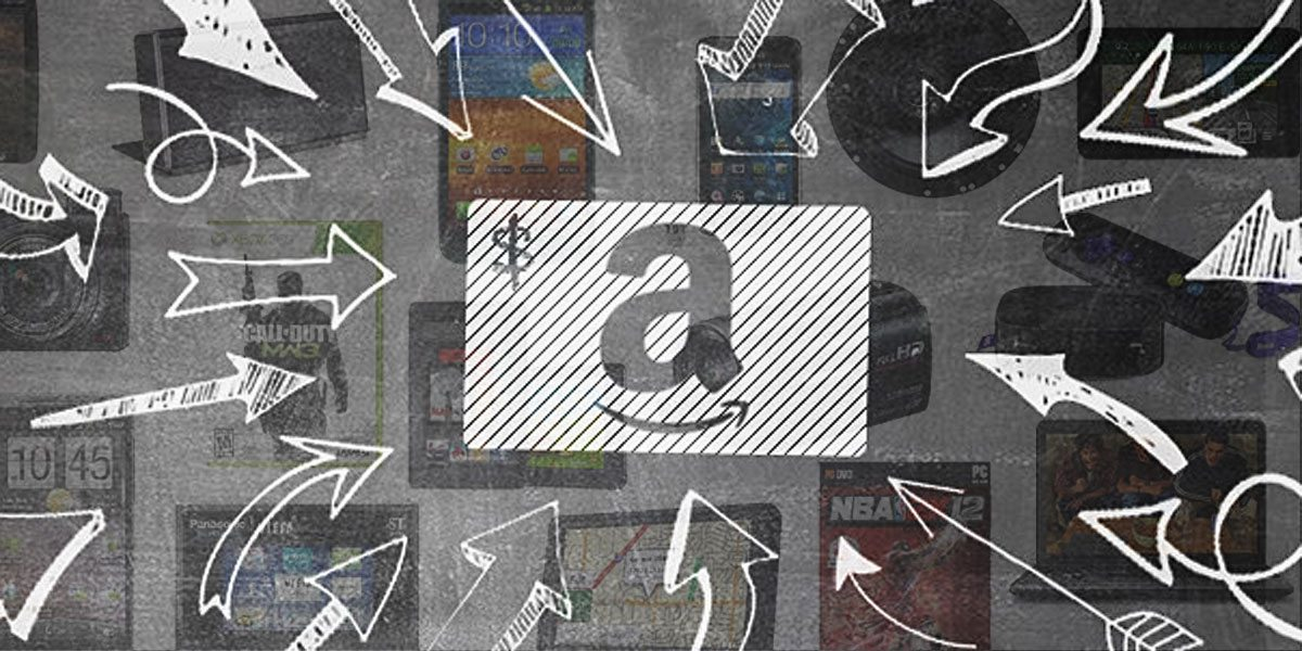 Amazon Trade-in: Get Paid for Your Old Stuff