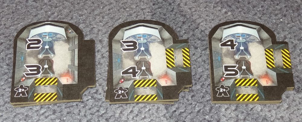 Argo escape pods