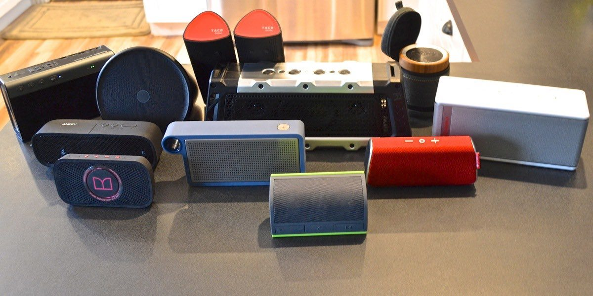 2015 Bluetooth Speaker Guide: The Best of Portable Wireless Audio