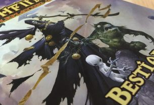 Bestiary 5 Cover