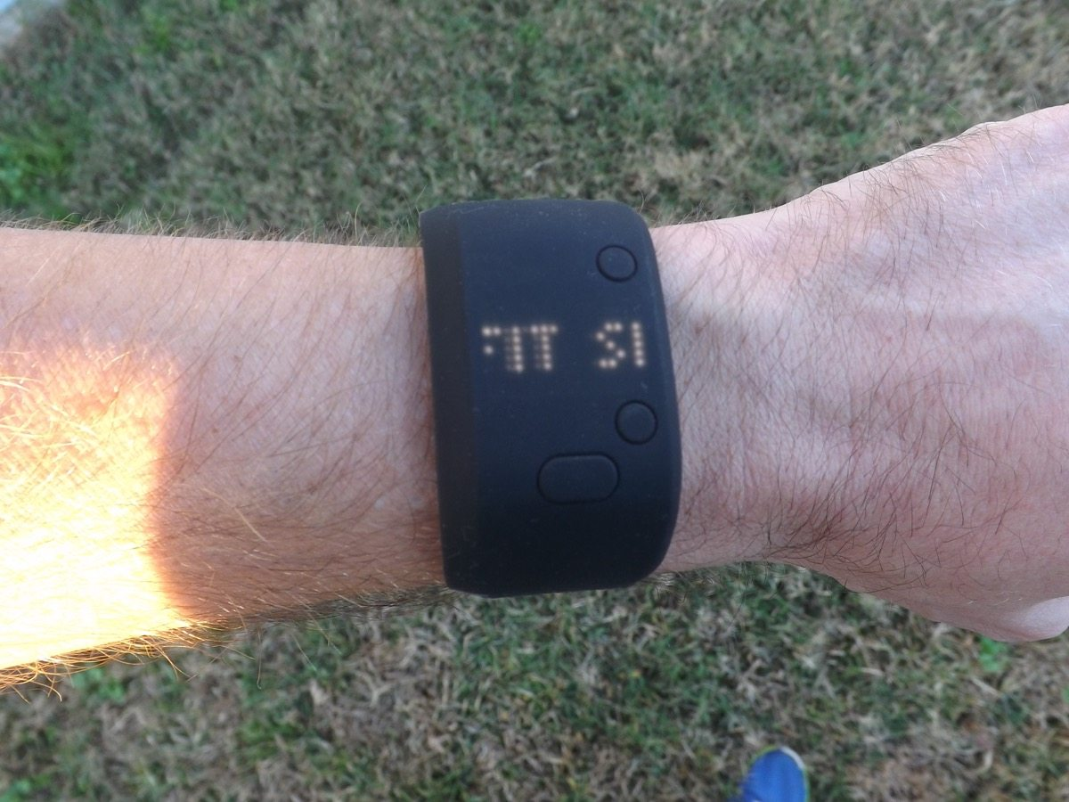 Review: Adidas MiCoach FIT SMART Activity Tracker GeekDad