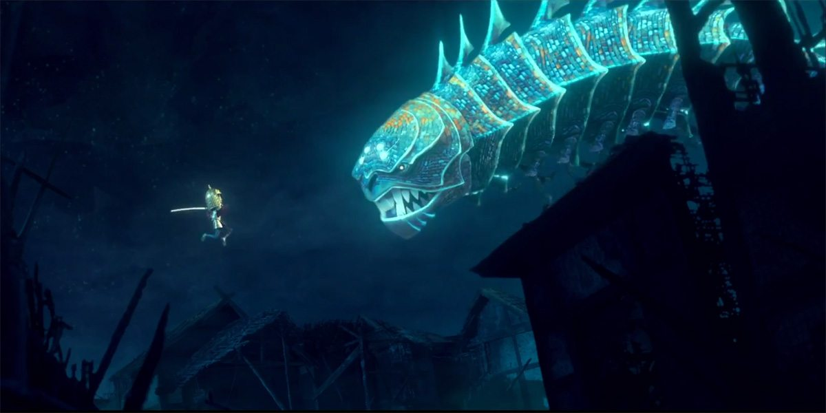 LAIKA's Next Film Looks Amazing: 'Kubo and the Two Strings'