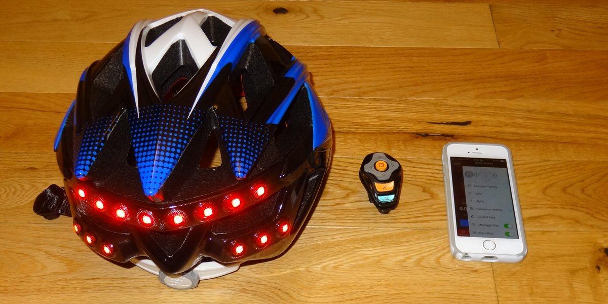 Kickstarter Alert: Livall Smart & Safe Bike Helmet