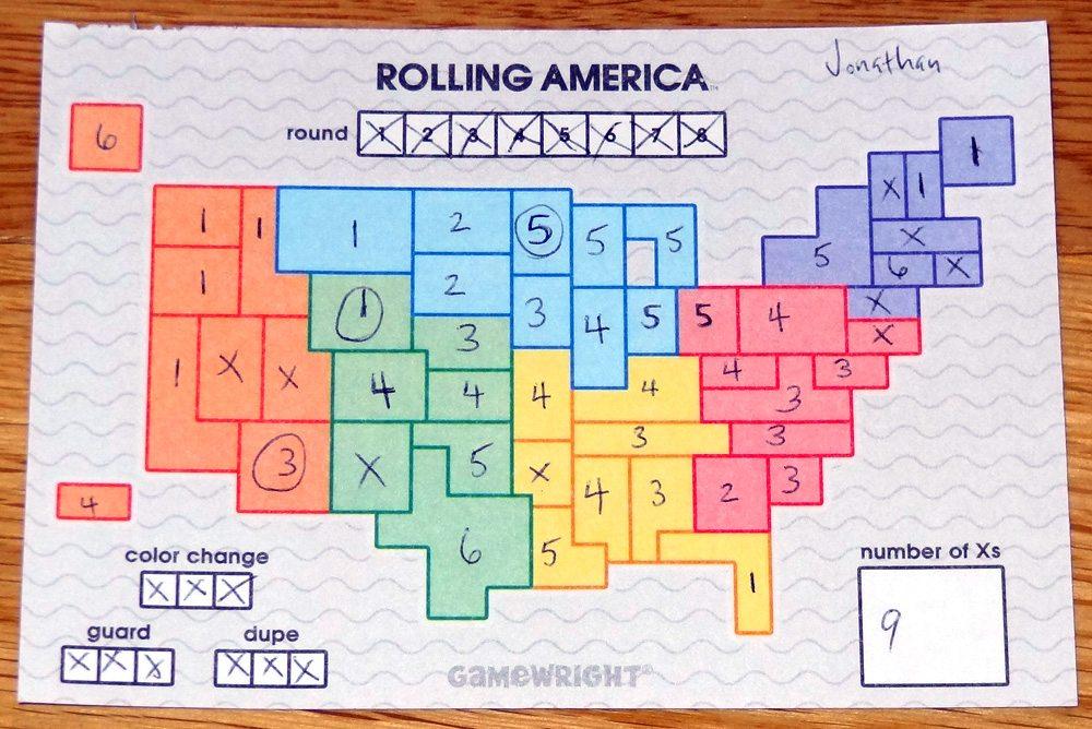 Rolling America