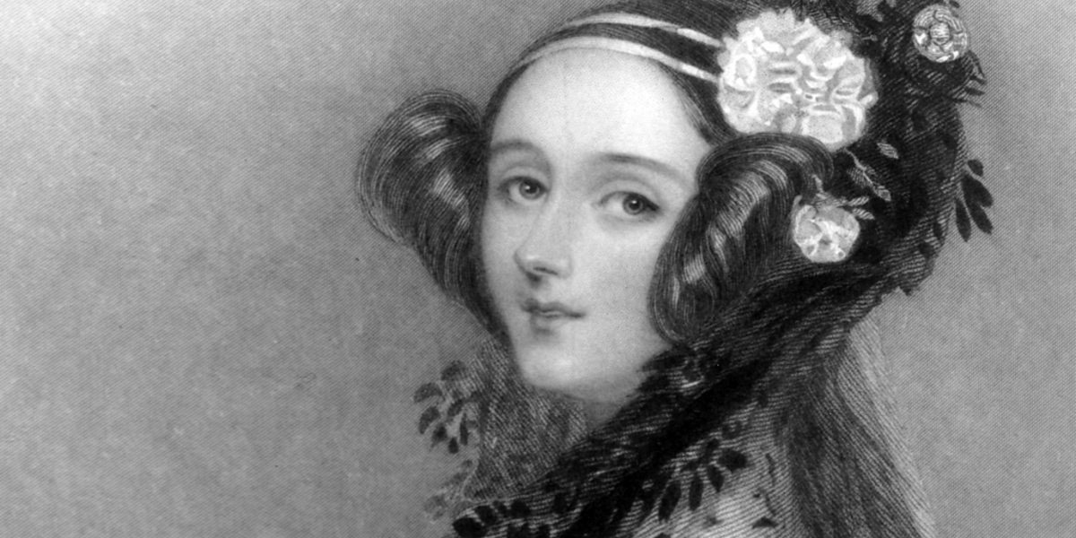 Happy 200th Birthday, Ada Lovelace