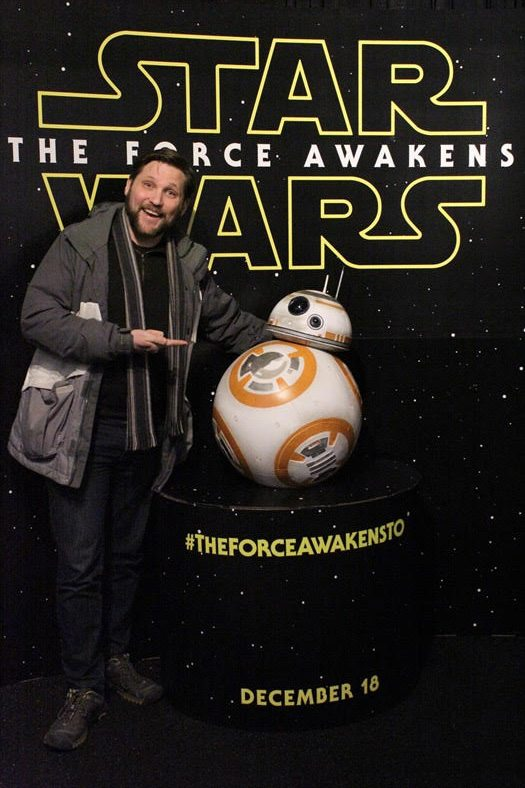 Me and BB-8