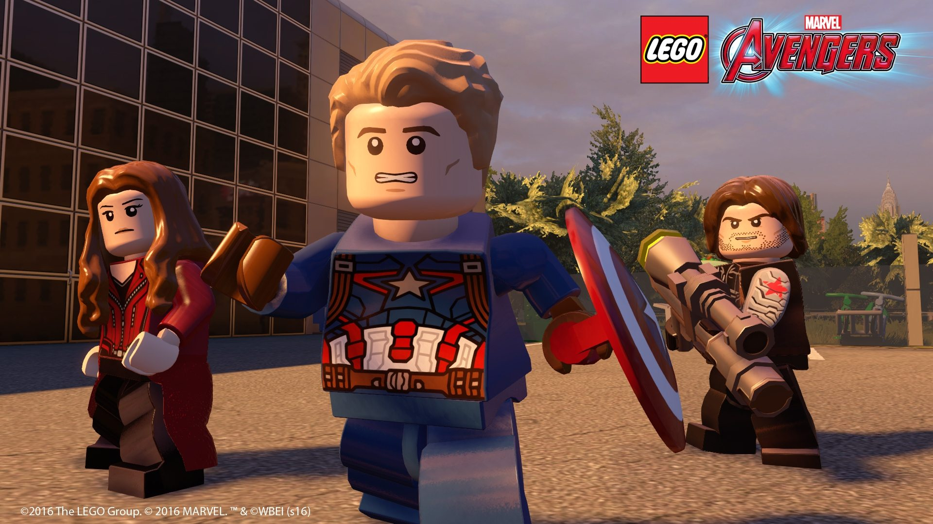 'Ant-Man' and 'Captain America: Civil War' DLC for 'LEGO Marvel's Avengers'
