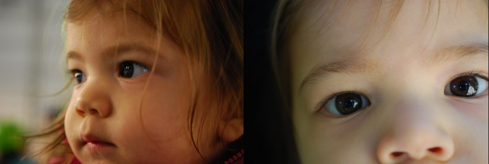 This lens makes it easy to capture a toddler's personality. Photos: Jenny Bristol