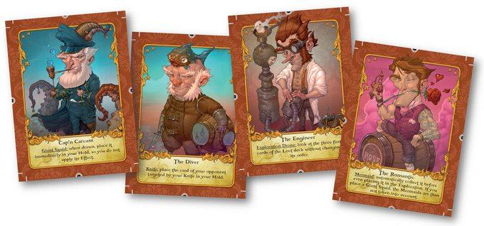 CaptainCarcass traits