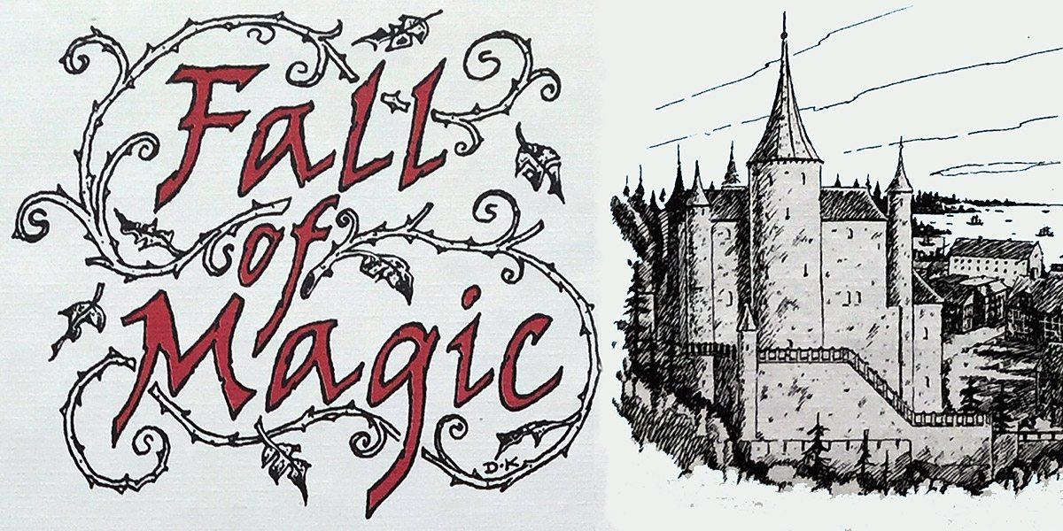 Reaping the Rewards: 'Fall of Magic'