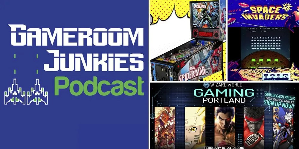 Gameroom Junkies Podcast #59