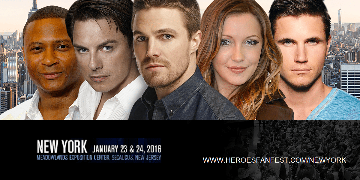 New York and New Jersey Prepare for Heroes & Villains Fan Fest
