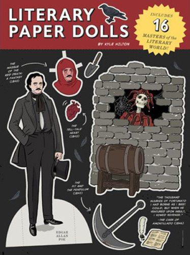 Literary Paper Dolls