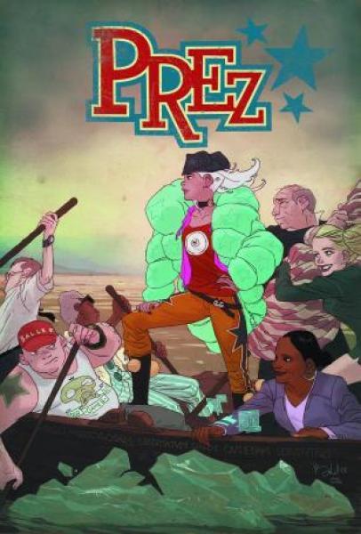 PREZ Cover