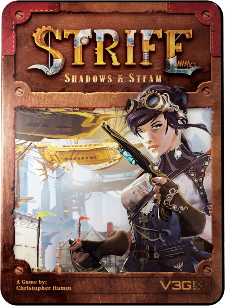 Strife: Shadows & Steam