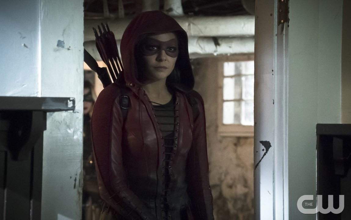 "Arrow -- ""Blood Debts"" -- AR410B_0032b.jpg -- Pictured: Willa Holland as Speedy -- Photo: Katie Yu/ The CW -- �© 2015 The CW Network, LLC. All Rights Reserved."