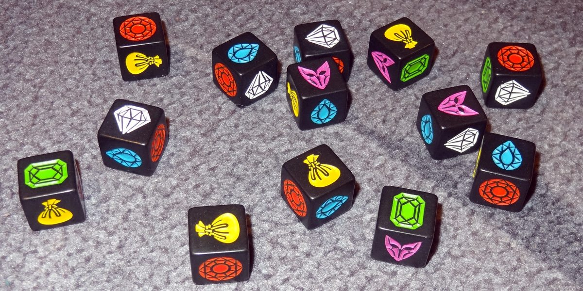 Thief's Market dice
