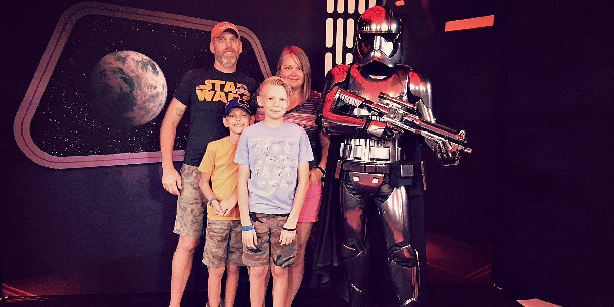 "Sail Far, Far Away With Disney's ""Star Wars"" Day at Sea"