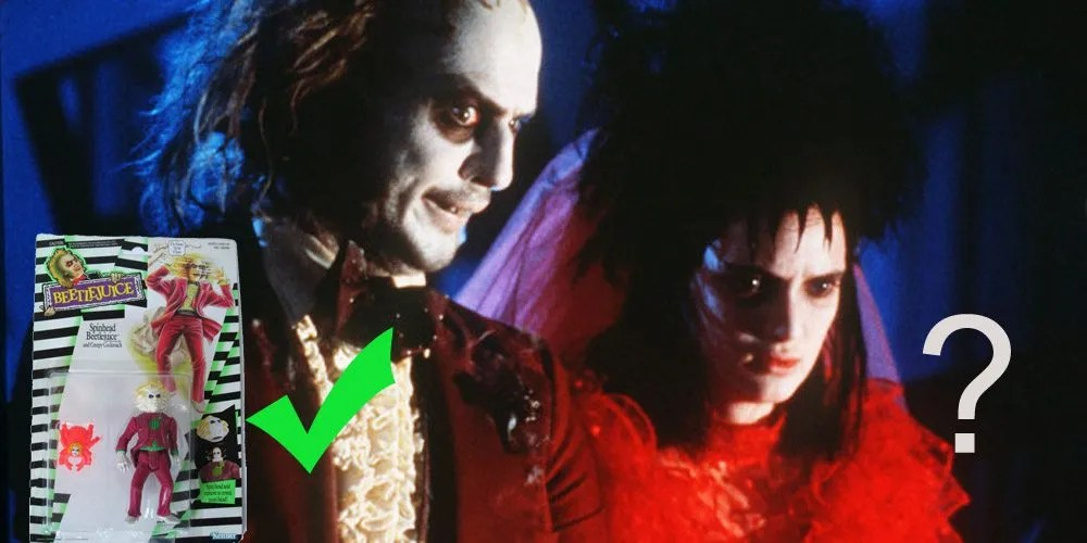 Hey, Beetlejuice! Where's Lydia?