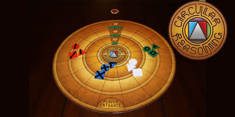 Circular Reasoning from Breaking Games. Photo by Gerry L Tolbert