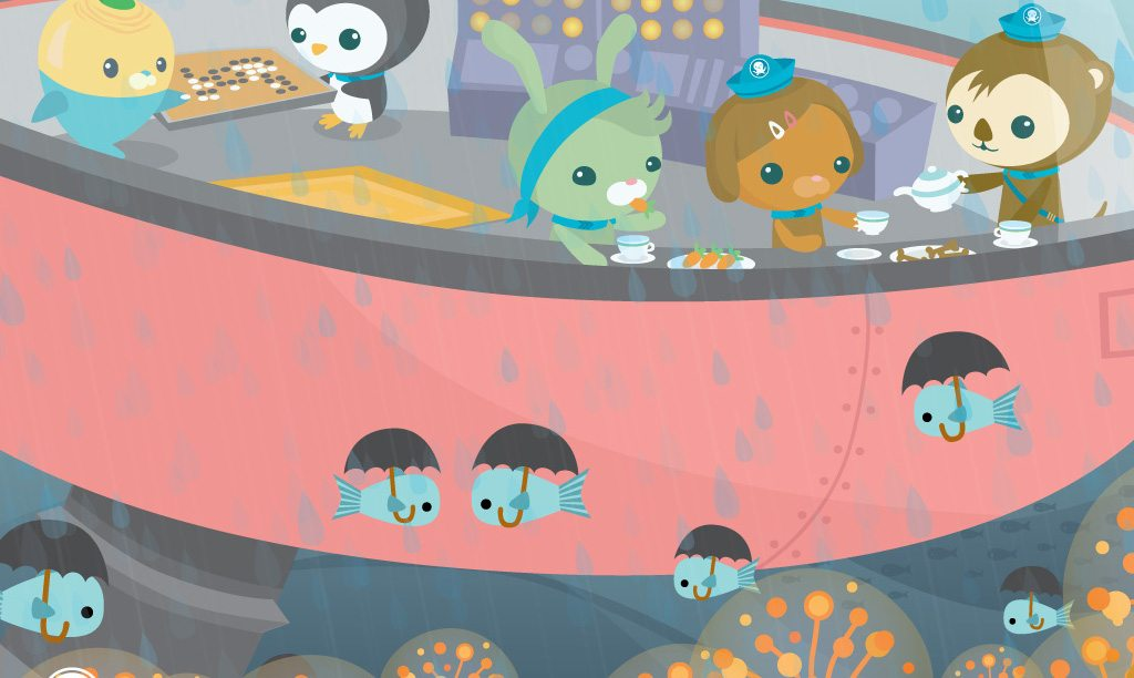 All The Reasons My Daughter Loves 'Octonauts'