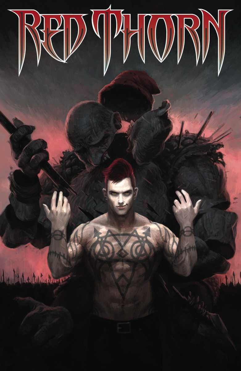 Vertigo Spotlight on Red Thorn