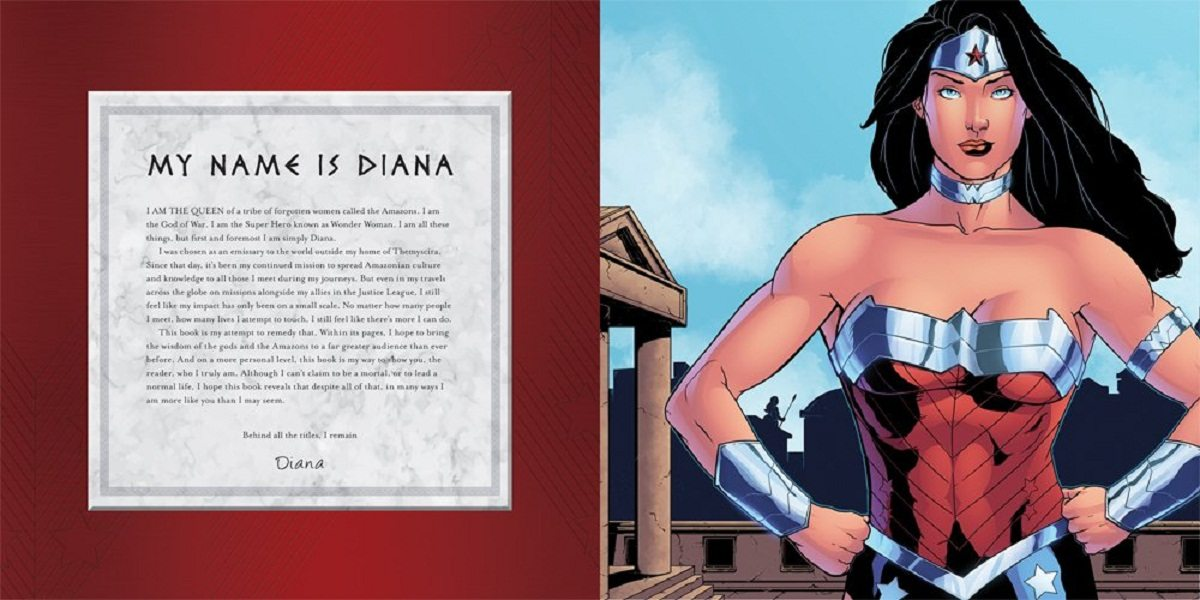 The Good and the Bad of 'The World According to Wonder Woman'