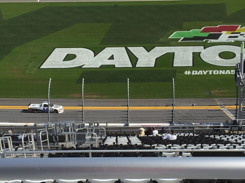 Daytona–The First Motorsports Stadium